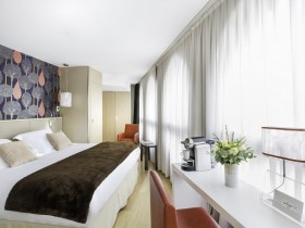 Package Chambre classique et Room Service - Food & Drinks