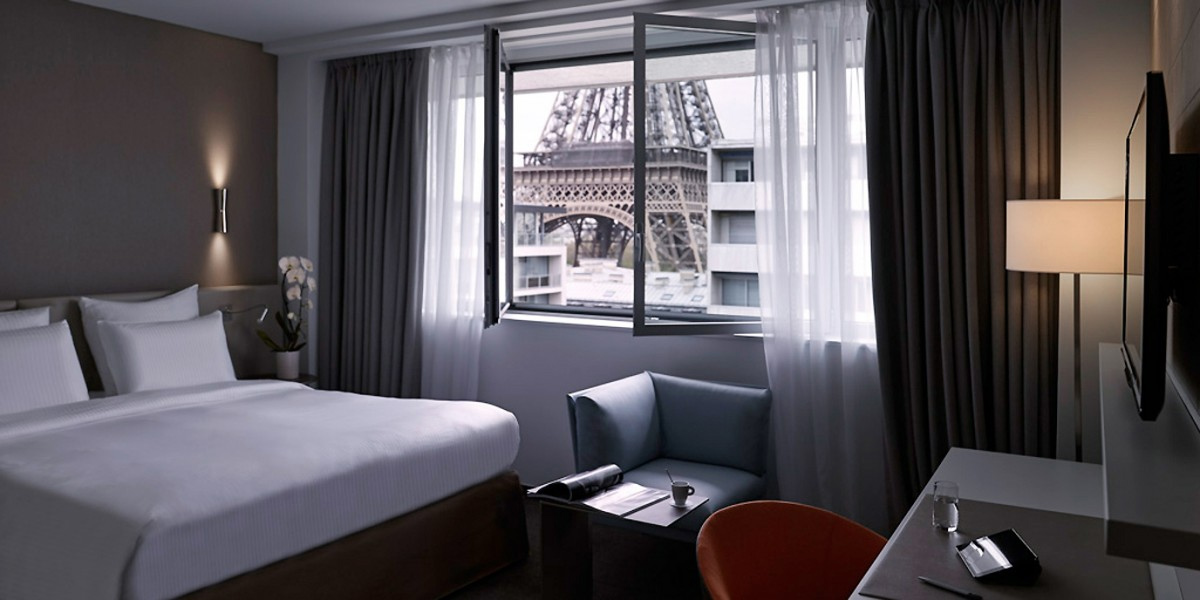 Roomforday book your day use room in 3 to 5 stars hotels for Eifel design hotel